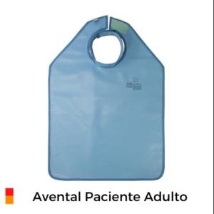 Avental Paciente Adulto 76x60cm