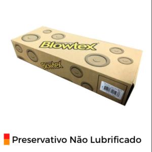 Preservativo Não Lubrificado C/144UN - Blowtex