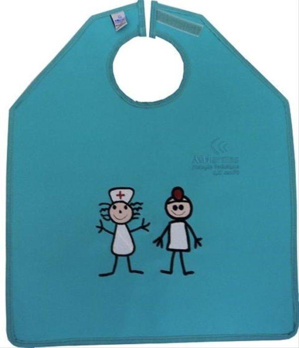 Avental Paciente Infantil