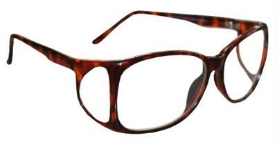 Óculos Plumbífero de Proteção Frontal e Lateral