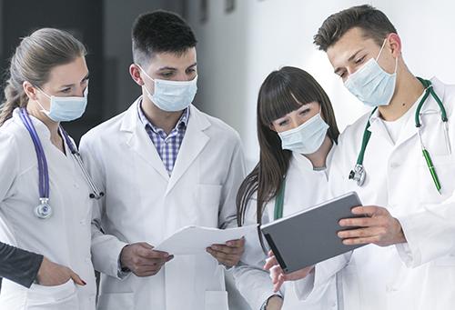 Como fornecer controle de infecção em imagens hospitalares e ambulatoriais