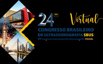 24º Congresso Brasileiro de Ultrassonografia SBUS – Online 2020